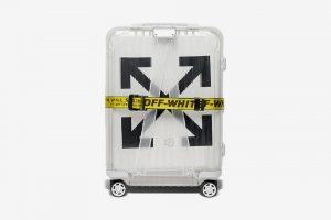 มาใหม่ ! กระเป๋าเดินทาง Off-White x RIMOWA รับฤดูกาล Fall/Winter 2018
